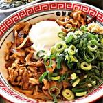 74346140 - 焼肉麺