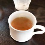 パスタ ピッコラ ドゥエ - スープ