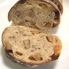 生瀬ヒュッテ - 料理写真:栗とリンゴのパン