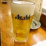 かぶら屋 - ビール