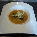 mano a mano - お店からのひと皿☆野菜のスープ