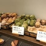 パンやきどころ RIKI - 料理写真:このお菓子パンの仲間たちは、安くて美味しくて大好きです♪(2017.10.7)