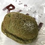 パンやきどころ RIKI - 抹茶オーレ(2017.10.7)