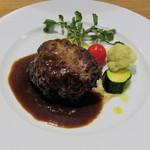 Organic Restaurant Seta - (ランチ)和牛ハンバーグ