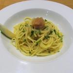 Organic Restaurant Seta - (ランチ)明太子パスタ