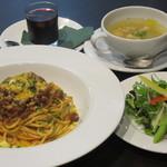 Organic Restaurant Seta - (ランチ)和牛のボロネーゼ