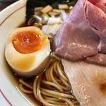 寿製麺 よしかわ - 綺麗なビジュアル