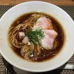 生粋 花のれん - 料理写真:旨み鶏だしラーメン 醤油