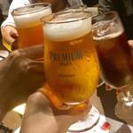 74354883 - 乾杯〜♪(๑ᴖ◡ᴖ๑)♪
