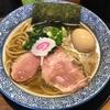 麺匠而今 - 料理写真:香潤旨味そば(塩)+味玉トッピング