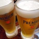 摂津 - 生ビール