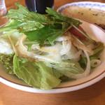 カノン - サラダ