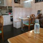 cafe アンシュルス - 店内