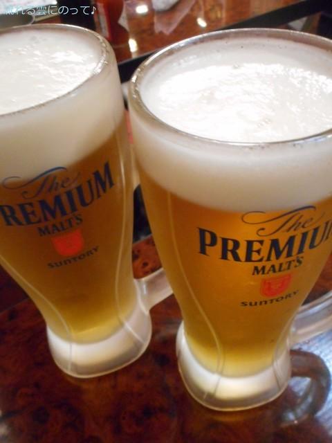 摂津 浜松町店 - 生ビール