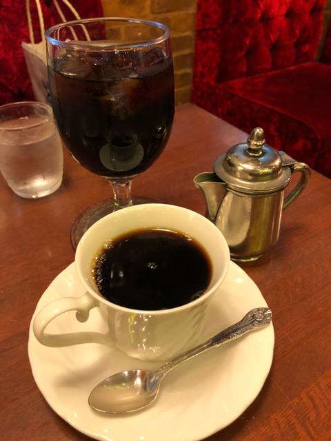 珈琲西武 - ブレンド アイスコーヒー