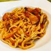 レストラン Ari - 料理写真:チキンのプッタネスカ 税込1,210円