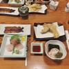 ひのき茶屋 - 料理写真:コースの料理