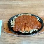 レストラン泉屋 - レストラン泉屋 本店@釧路 スパカツ
