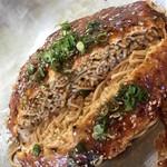 お好みハウスわかみや - 料理写真:肉玉そば 570円
