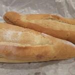 74362581 - アンドーナツ フランスパン(2017.10.07)