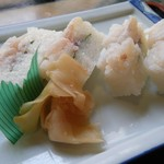 ほうじゅう - ガンバずし定食(ガンバずし)