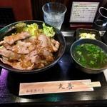 74365742 - 丸善丼 1000円