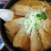 麺屋○文 - 料理写真:味噌チャーシューメン850円に辛味噌50円