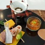 ベネッセハウス - 料理写真: