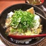 糀屋 - すじ玉丼(並)