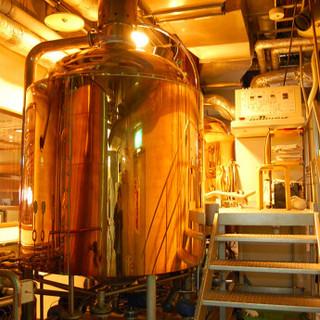 道頓堀ビール工場を併設