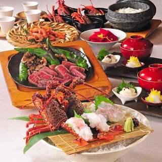 各種宴会に最適な飲み放題付宴会コースは6000円~ご用意。