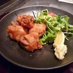 黒姫鶏舎 - 大山若鶏の唐揚げ