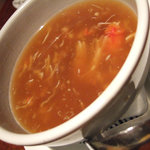 暖龍 - ふかひれスープ
