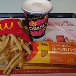 マクドナルド - 料理写真:おぃらのチョイス
