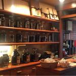 74375373 - コーヒー豆や紅茶葉も販売してます