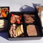 クレープリーダリマ - 料理写真:フレンチおせちのご予約はじまりました