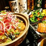 Dining cafe&BAL Riina - 料理写真:いもたきコース 120分飲み放題付 4000円