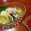 味蔵 - 料理写真:ハモ湯引