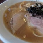 麺屋 翔 - 煮干醤油らーめん