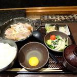 74377777 - すき鍋御膳(1500円)