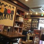 韓国家庭料理 イタロー - 店内