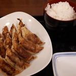 リンガーハット - 餃子定食