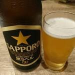 魚バル - 瓶ビール