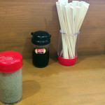 自家製麺 ラーメン ジライヤ - 料理写真: