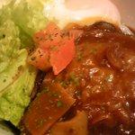 Cafe-Dining SA-KU-RA - ロコモコ丼