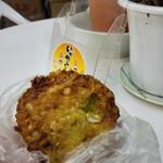 山田商店 - 料理写真:いがめんち