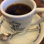 星乃珈琲店 - コーヒーも飲みやすいです