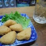 市民酒蔵諸星 - チーズフライ320円