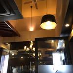 星乃珈琲店 - 天井も高くて開放感あります