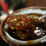 タイ料理レストラン Tha Chang - 唐辛子のナンプラー練り